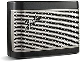 Fender Newport Battery Powered Portable Bluetooth Speaker - Black