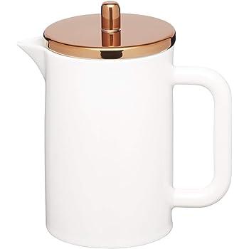 Kitchencraft Le Xpress – Cafetera de 6 tazas (con tapa de copper ...