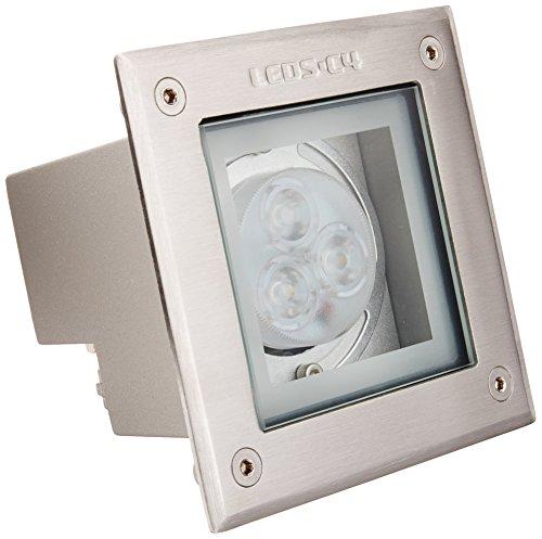 LEDs-C4 55-9723 CA-37-Encastrement gea 3xled cree 6,5w poli