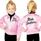 Child Girls Pink Lady Jacket (6-8 years)