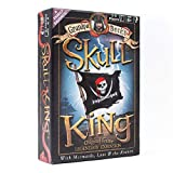 Skull King - The Ultimate Pirate Trick Taking Game | from The Creators of Cover Your Assets & Cover Your Kingdom | 2-6 Players 8+