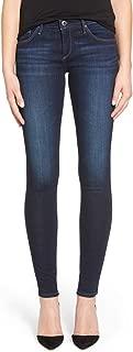 AG Adriano Goldschmied Women's Super Skinny Stretch Jeans, Stella Blue, Size 24