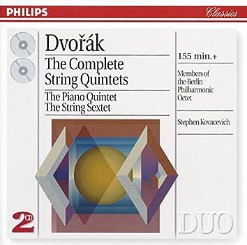 Dvorák: The Complete String Quintets