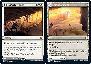 Magic: The Gathering - Ondu Inversion // Ondu Skyruins - Zendikar Rising