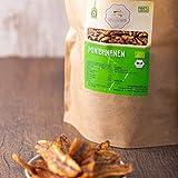 süssundclever.de® Minibananen getrocknet Bio | 1 kg | Premium Qualität: hochwertiges Naturprodukt | plastikfrei abgepackt in ökologisch-nachhaltiger Bio-Verpackung | Bananen - 5