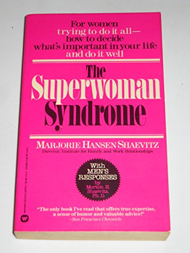 The Superwoman Syndrome