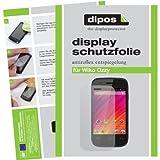 dipos I 2X Schutzfolie matt kompatibel mit Wiko Ozzy Folie Bildschirmschutzfolie