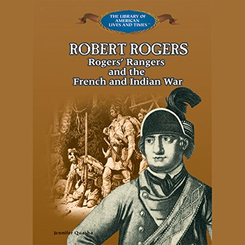Robert Rogers cover art