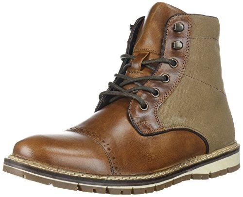 Crevo Men's Faireweather Fashion Boot, Chestnut, 12 Medium US