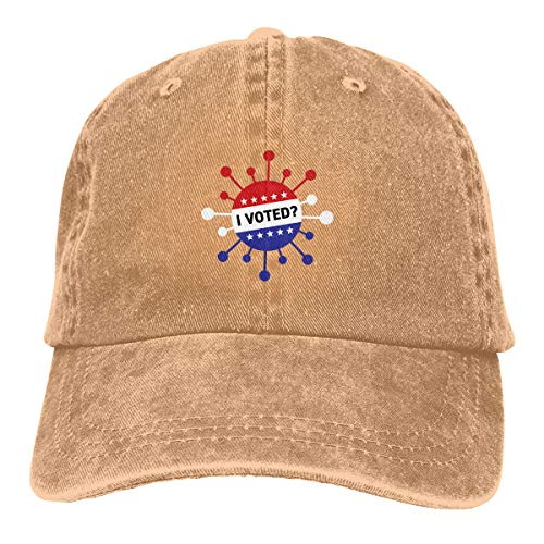 How Cor-onavirus Could Make The 2020 Vote a Disaster Unisex Vintage Adjustable Baseball Caps Cowboy Caps
