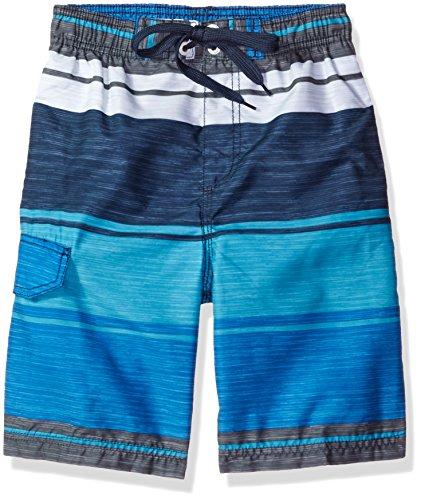 Kanu Surf Jungen Line Up Quick Dry UPF 50+ Beach Badehose - Blau - 3 Jahre