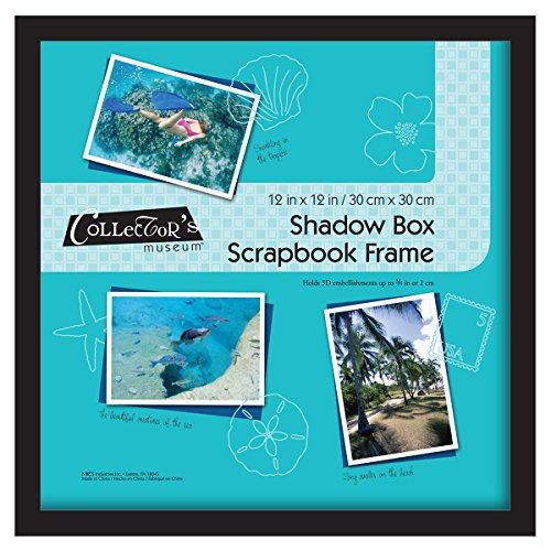 Our #5 Pick is the MCS 12.75 x 12.75 Inch Shadow Box Frame