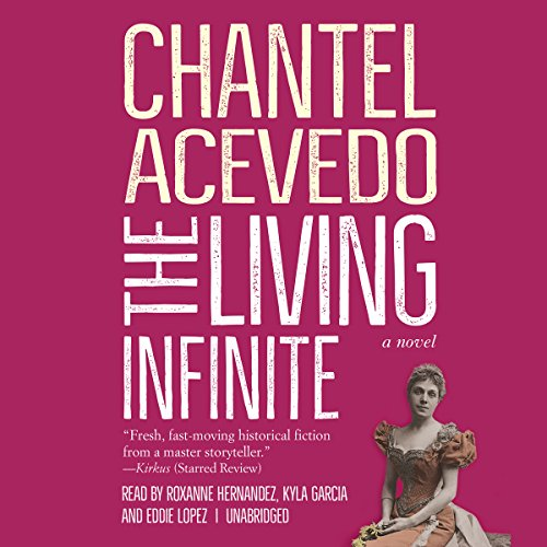 The Living Infinite audiobook cover art