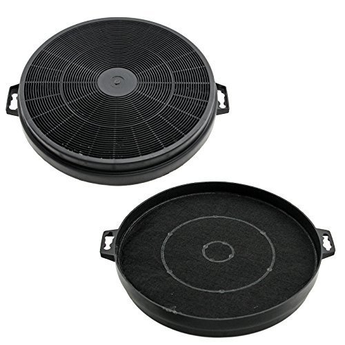 First4spares Carbon Filters for Designair Pack of 2 Cata Cooker Hoods
