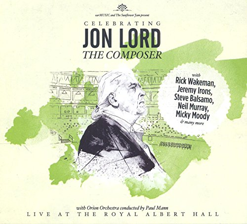 Jon Lord, Deep Purple & Friends - Celebrating Jon Lord [Blu-ray]