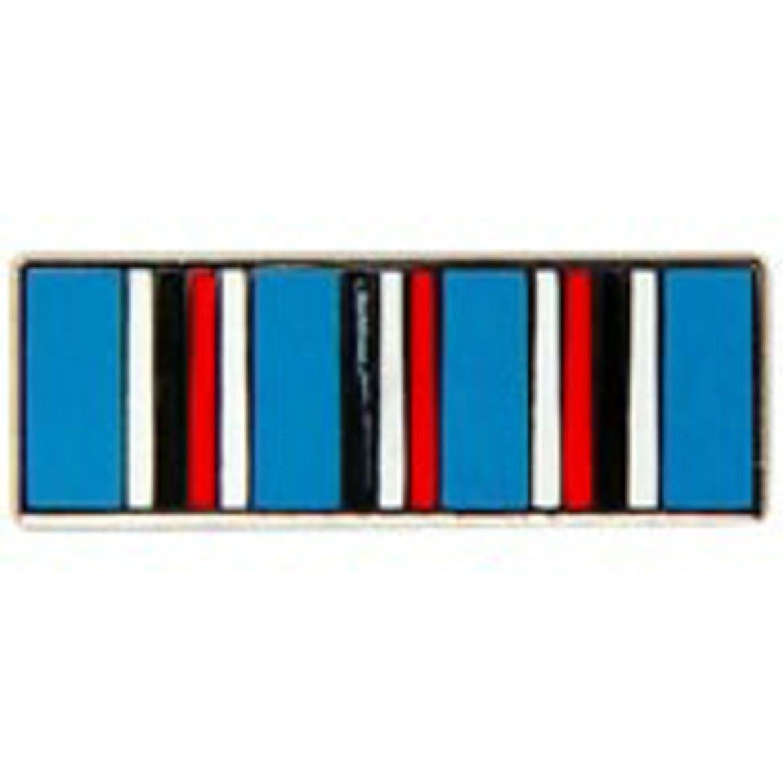 EagleEmblems P14909 Pin-Ribb,American Camp. (Med) (.875'')