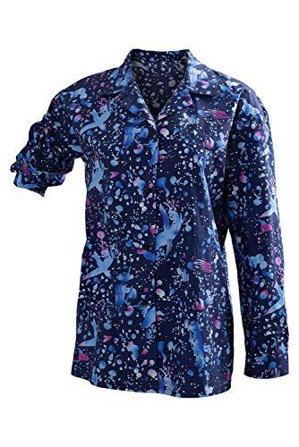 RedJade Stranger Dinge Things 3 Elf T-Shirt Hemd Cosplay Kostüm Blau Maßanfertigung