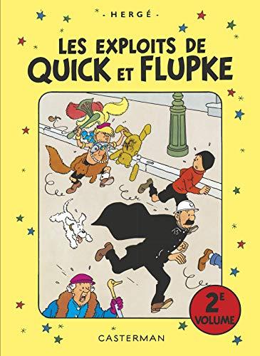 Les exploits de Quick et Flupke, Tome 2 :