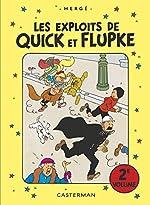 Les exploits de Quick et Flupke - 2e volume de Hergé