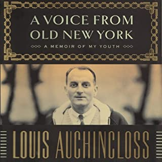 A Voice From Old New York audiobook cover art