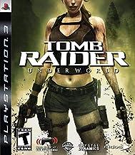 Tomb Raider Underworld PlayStation 3 by Eidos