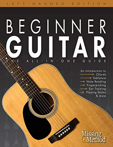Beginner Guitar, Left-Handed Edition