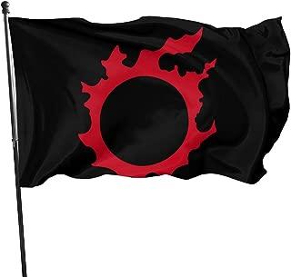 Vicnen Final Fantasy XIV Polyester Flag Durable Decorative Banner