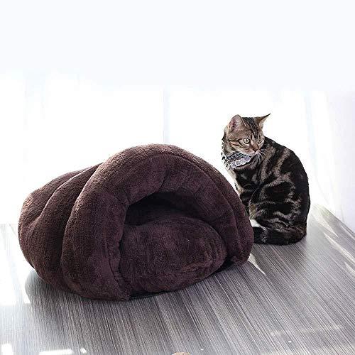 YYANG Pet Nest Cat Litter Puppy Bed Warm Cat Saco De Dormir...