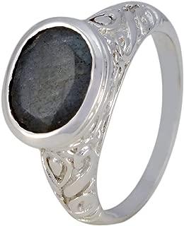 joyas plata 1pc bleu lapis lazuli cabochon 4x6 mm forme ovale merveilleuses pierres pr/écieuses de qualit/é JP-STLLACBOV-4x6a-fr
