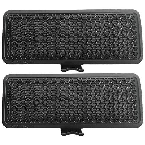 Juego de accesorios para limpieza del hogar 2 filtros HEPA aptos para LG ADQ73573301 VC4220NHT VC4220NHTU VC4220NRT VK5320NHT VC4220 VK5320 Series - Piezas de limpieza para el hogar (color: negro)