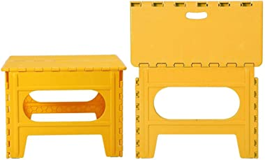 Liukouu Kids Table, Children Furniture, Eco-Friendly for Kids for Home(Yellow)