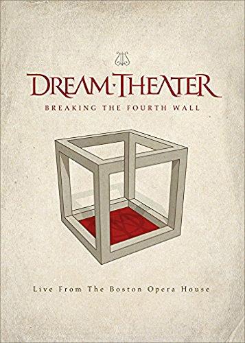 ブレイキング・ザ・フォース・ウォール(ライヴ・フロム・ザ・ボストン・オペラ・ハウス)【Blu-ray】