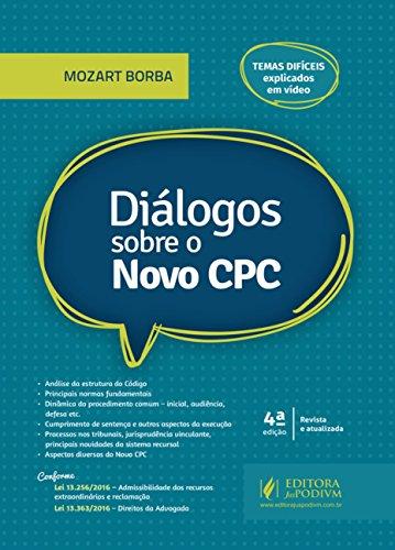 Diálogos Sobre o Novo CPC