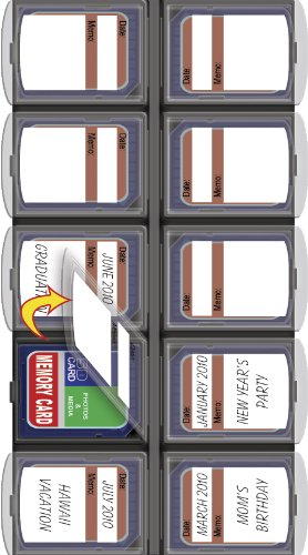 Bilora SD-Karte Organizer