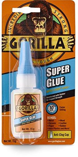 Gorilla Superglue...