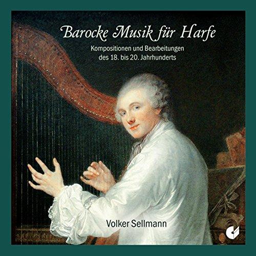 Música Barroca Para Arpa: Bach, Handel, Grandjany