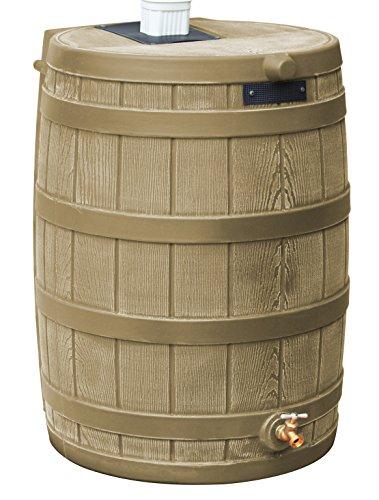 Good Ideas RW50-Kha Rain Wizard Rain Barrel