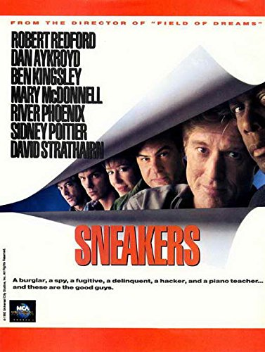 Sneakers POSTER Movie (27 x 40 Inches - 69cm x 102cm) (1992) (Style B)