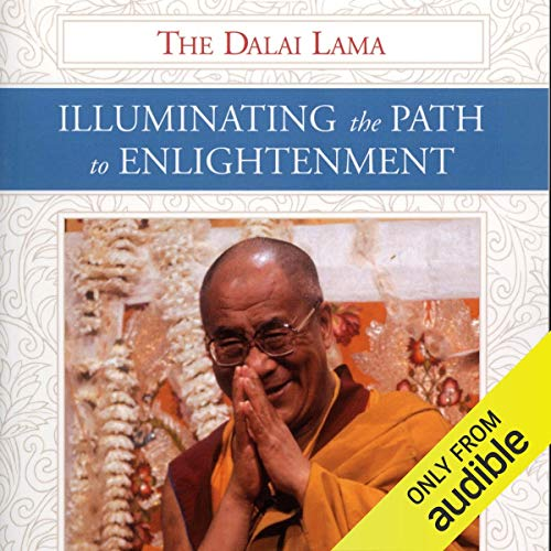 Page de couverture de Illuminating the Path to Enlightenment