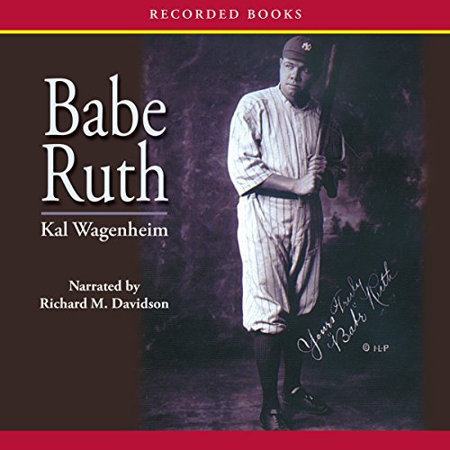 Babe Ruth audiobook cover art