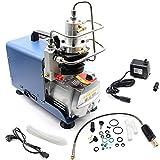 Hochdruckluftpumpe, Druckluftkompressor, 30MPa, 4.500Psi, mit Überhitzungsschutz, für Auto-,...