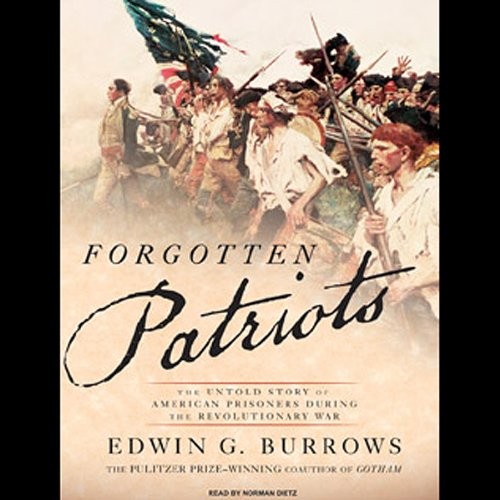 Forgotten Patriots audiobook cover art