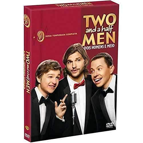 Two And A Half Men 9A Temp [DVD]