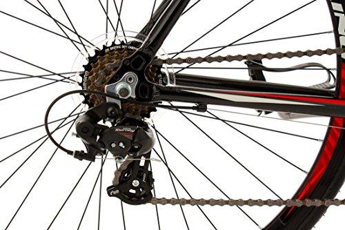 KS Cycling Rennrad 28'' Euphoria schwarz Alu-Rahmen RH53cm - 5