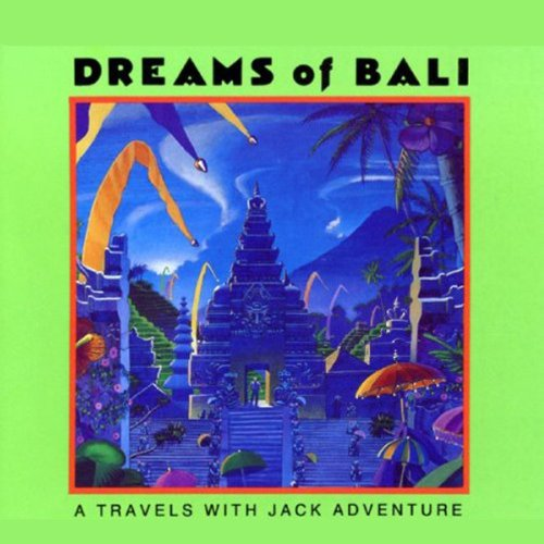 Dreams of Bali audiobook cover art
