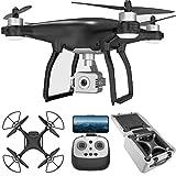 Drone gimbal a 3 assi con fotocamera 4K per adulti Kids 2000 metri telecomando Distanza di controllo...