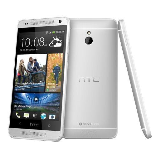 HTC One Mini Smartphone, 4.30 Pollici, Argento