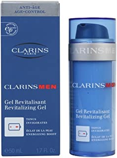 Clarins Men Revitalizing Gel for Men, 1.7 Ounce