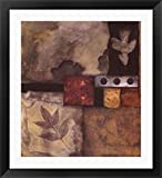 Autumn Abstract I by Norm Olson Framed Art...