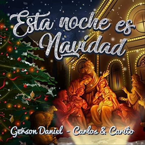 Carlos & Carito & Gerson Daniel
